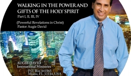 Walking in the Power and Gifts of the Holy Spirit